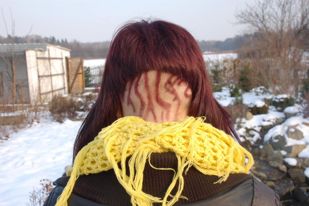 Przepis nanajdziwniejsze włosy - tattwa