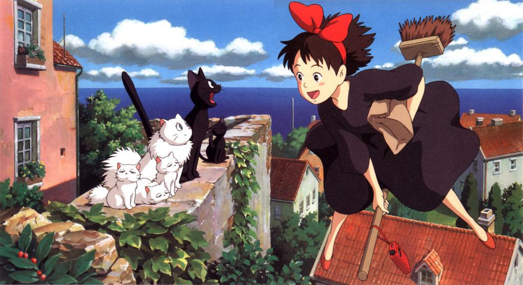 studio Ghibli - tattwa