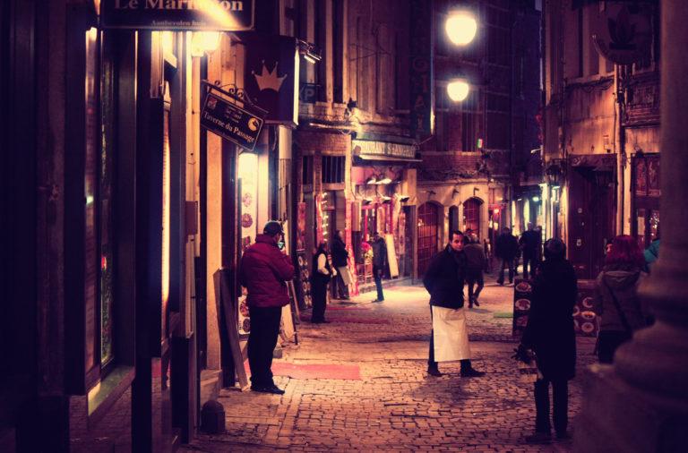 Frytki zplacu Jourdan, czyli Bruksela zimą