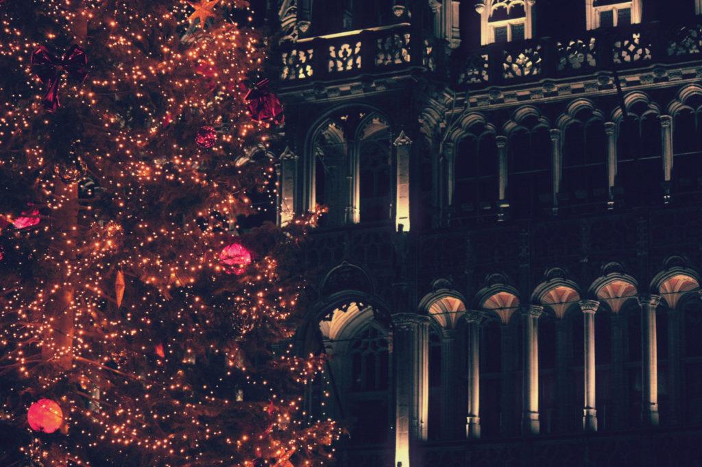 Frytki zplacu Jourdan, czyli Bruksela zimą - tattwa