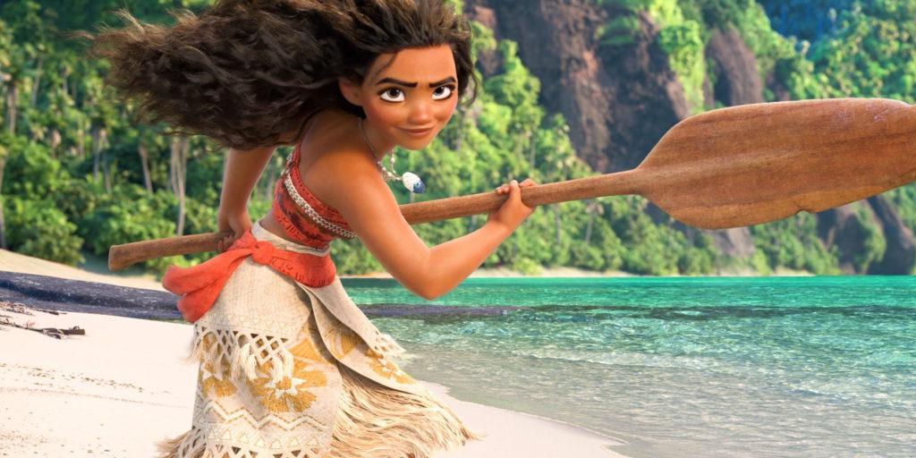 Oscary 2017 film - Vaiana: Skarb oceanu