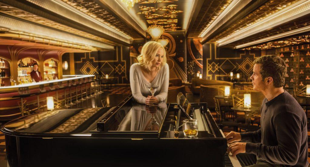 Oscary 2017 - Pasażerowie