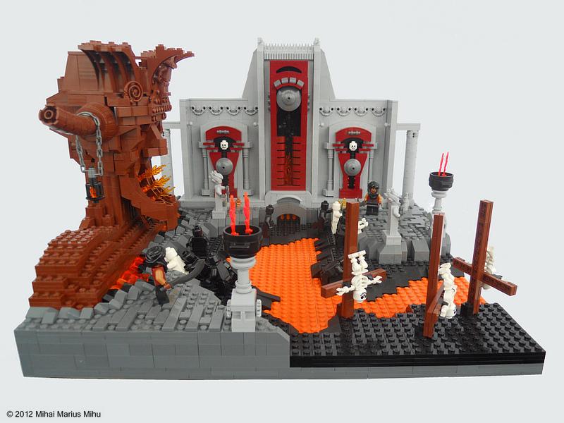 LEGO-Dante