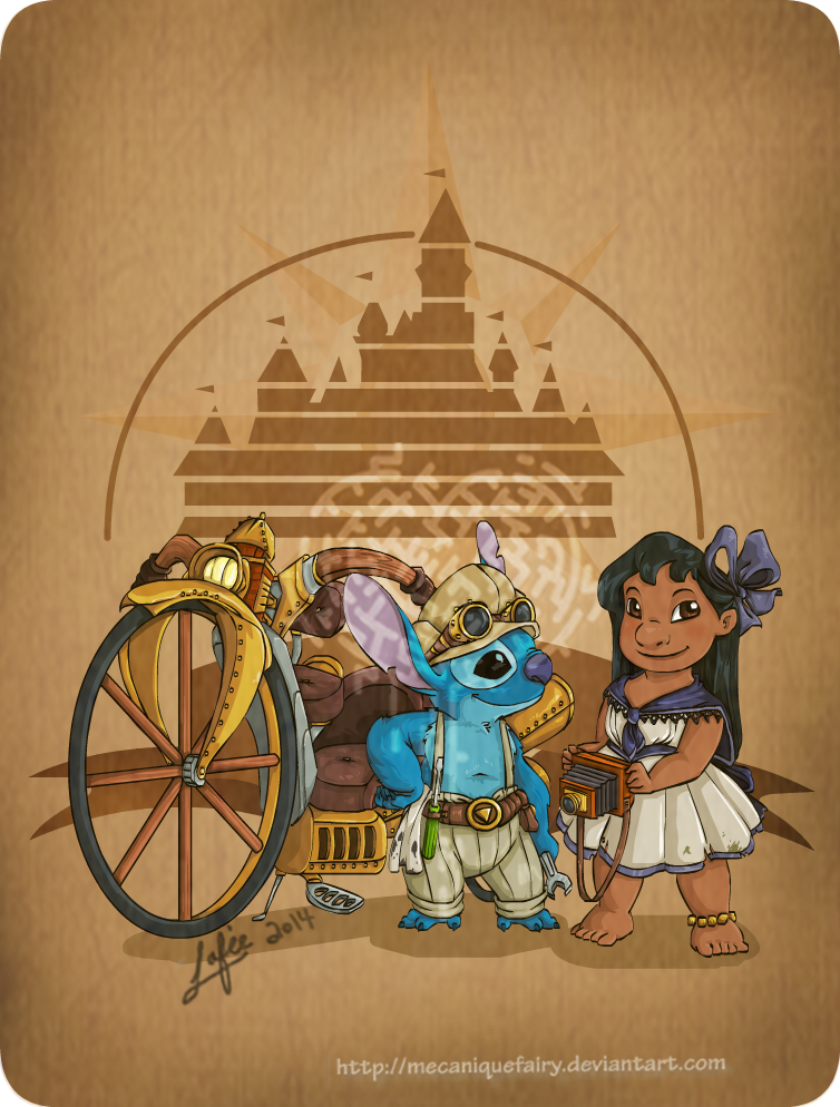 """Wygrzebki #53: steampunk wświecie Disneya, """"Hullabaloo"""" igadżety"""
