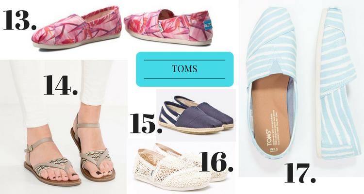 Jesienne wyprzedaże: gdzie upolować wygodne buty nanastępne lato?