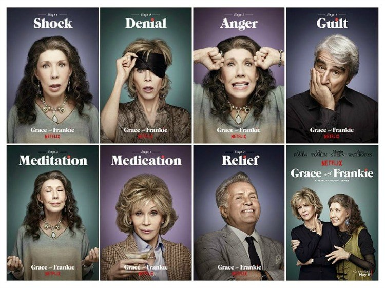 """Grace and Frankie"" - tattwa"