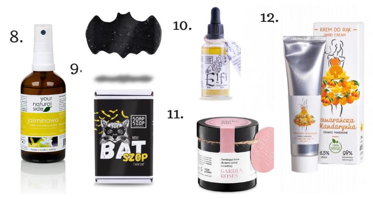 polskie kosmetyki - prezent dla obcokrajowca