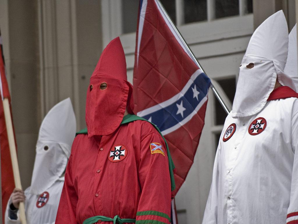 Ku Klux Klan. Tu mieszka miłość - tattwa