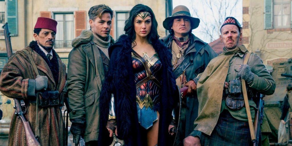Wonder Woman - tattwa